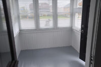 Bradford one bedroom apartment available immediately.