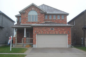All Brick /Double Garage/ 2011 Built/ Walkout Basement Kitchener / Waterloo Kitchener Area image 1