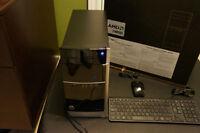 HP Pavilion QuadCore Desktop PC