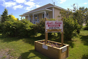 Harts Haven Vacation Home located in historical Bonavista, NL