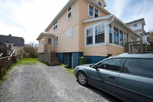 Downtown Halifax North End 3 Bedroom flat Sept. 1