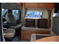 2008 TRIGANO TRIBUTE 550 MOTORHOME 2.3 DIESEL 120 BHP 2 BERTH 2 TRAVELLING SEATS