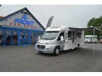 2014 BESSACARR E584 MOTORHOME 2.3 FIAT DUCATO AUTOMATIC GEARBOX 150 BHP 4 BERTH