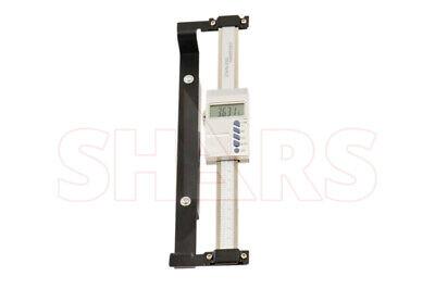 6 Vertical Digital Dro Scale Kit Bridgeport Readout Mount Bracket P