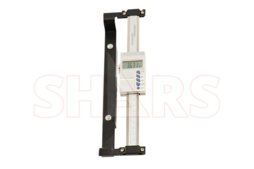 "6"" VERTICAL DIGITAL DRO SCALE KIT BRIDGEPORT READOUT MOUNT BRACKET Save: $32.00"
