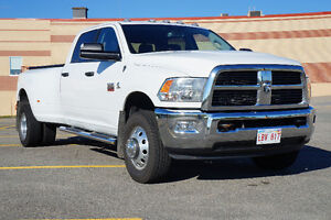 2012 Dodge Ram 3500 6.7Turbo 4x4 Dually 8' Box Air Ride Nav