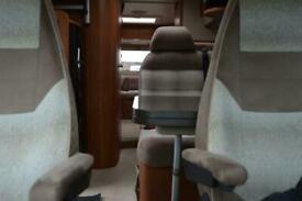 Adria Coral S670SLL FIAT 3 BERTH 5 TRAVEL SEAT MOTORHOME
