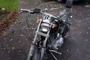1986 Harley Sportster, Trade on 4 wheeler/snowmobile/crewcab 4x4