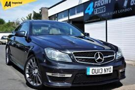 2013 MERCEDES C-CLASS 6.3 C63 AMG MCT 7S 2DR COUPE AUTOMATIC PETROL COUPE PETROL