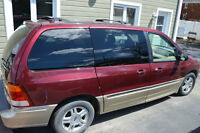 2001 Ford Windstar Fourgonnette, fourgon
