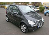 Mercedes-Benz A140 1.4 Automatic Elegance 35000 Miles Showroom Condition