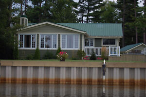 Vacation home rental on Goulais Bay, Lake Superior