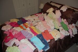 Girls Clothing 0-12 Months  Various Items