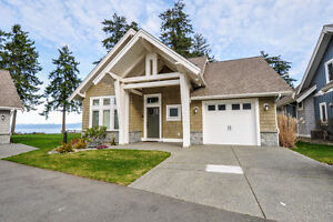 Rare Waterfront Unit in Qualicum Landing, BC