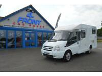 2009 DETHLEFFS SUMMER EDITION MOTORHOME COMPACT 2.2 FORD TRANSIT 5 SPEED MANUAL