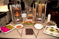Catering Weddings & business events