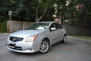 low kms first owner 2010 Nissan Sentra for sale