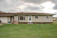 3 Bdrm 1.5 Bath Home on Large Rural Property in Mitchell