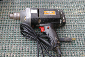 Craftsman 3/8 variable speed commercial drill