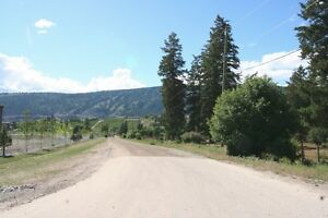 Kalamalka lake-shore acreage