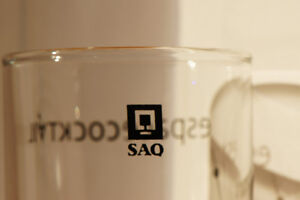12 verres Espace Cocktail de SAQ   VERRE OLD-FASHIONED Saint-Hyacinthe Québec image 4