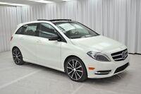 2013 Mercedes-Benz B-Class B250 5DR HATCH w/ LEATHER & NAV