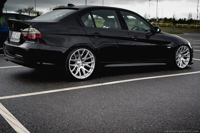18 Inch Bmw Vmr Csl 3sdm Alloy Wheels With Tyres