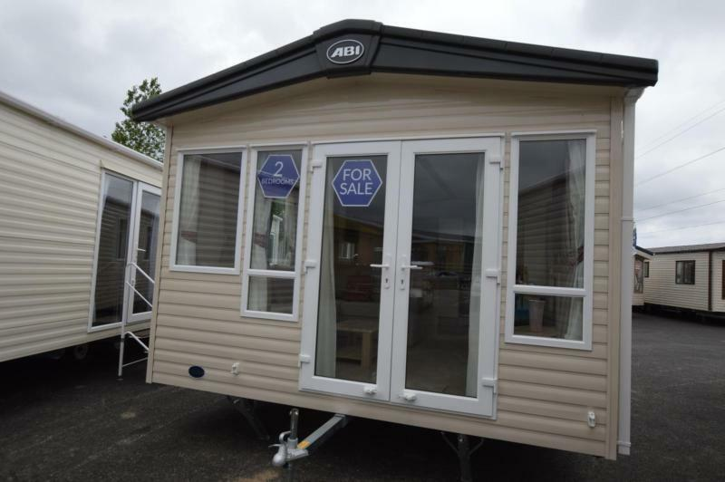 Static Caravan Birchington Kent 2 Bedrooms 6 Berth ABI Sunningdale 2017