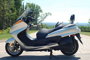 2007 YAMAHA MAJESTY SUPER SCOOTER