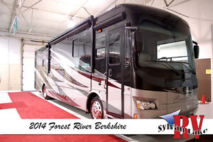 2014 Forest River Berkshire - A Royal Entry in Class A Coaches
