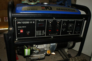 new generator not used