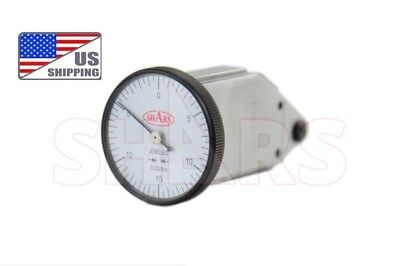 Shars .030 Vertical Dial Test Indicator .0005 0-15-0 Dovetail New