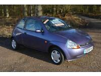 2008 FORD KA 1.3i Style [70] 3dr ONE OWNER ONLY 21,000 MILES