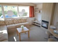 Static Caravan Dawlish Warren Devon 2 Bedrooms 6 Berth Willerby Salsa 2013