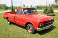 fully restored top to bottom 1967 gms pickup