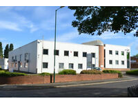 Serviced offices from £160 p/m Nottingham- Parking, CCTV, Meeting Rooms, High speed broadband.