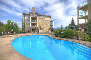 Quail Ridge Resort on Okanagan Golf Course with pool | Sleeps 7