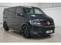 9605fd67d0c72a 2018 Volkswagen Transporter 2.0 BiTDI BMT 204 Highline Kombi Van DSG 5 door  C..