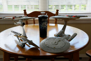 Playmate Star Trek Enterprise / Star Trek Collection