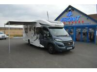 2016 CHAUSSON WELCOME 728 EB MOTORHOME A 1 FORMER KEEPER WELCOME 728 EB 4 BERTH