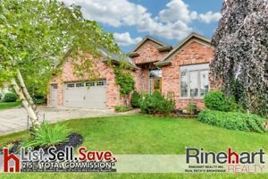 List. Sell. Save. 2.5% Total| 932 Collins Dr. $574,900 NEW PRICE