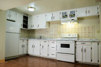 Fully renovated 2 beds basement across whitehorn train station W