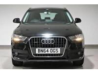 Audi Q3 2.0TDI ( 177ps ) S Tronic 2014 quattro SE -PX -SWAP -FINANCE FROM £77p/w