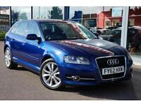 2012 AUDI A3 1.6 TDI Sport GBP20 TAX, AIR CON and 17andquot; ALLOYS