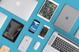 We exactly know how to help you with your Apple device!