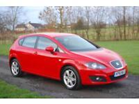 Seat Leon 1.6TDI CR ( 105ps ) 2011MY Ecomotive S Copa