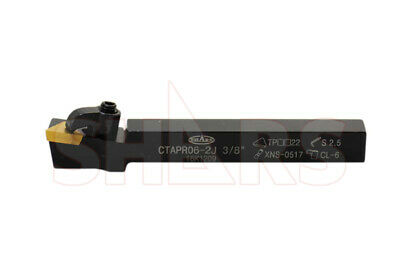 """SHARS 3//8/"""" RH SDUCR BORING BAR FOR DCMT INSERTS NEW"""