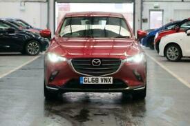 2018 Mazda CX-3 2.0 Sport Nav + 5dr Manual Petrol Hatchback