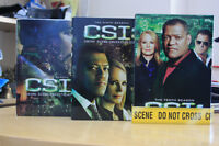 CSI Vegas Seasons 8-9-10 new