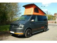 Volkswagen T28 4 berth low mileage campervan